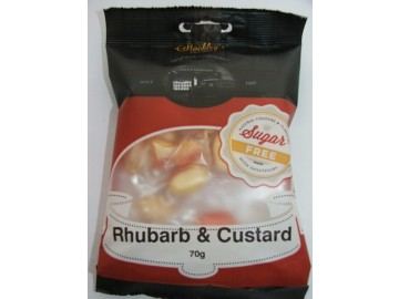 Stockleys Sugar Free Rhubarb & Custard Pre Packs 018