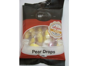 Stockleys Sugar Free Pear Drops Pre Packs 021