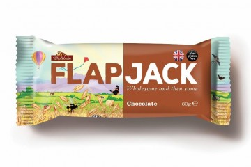 Flapjacks 2017 Chockolate