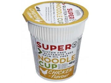 Super Noodle Chicken