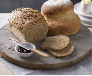 easy-bake bread